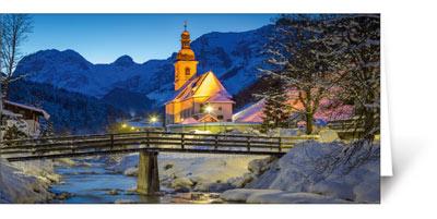 Religiöse Weihnachtskarten.Rsp Verlag Weihnachtskarten Druckerei