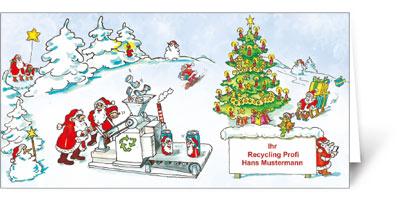 Weihnachtskarten Mit Duft.Rsp Verlag Weihnachtskarten Druckerei